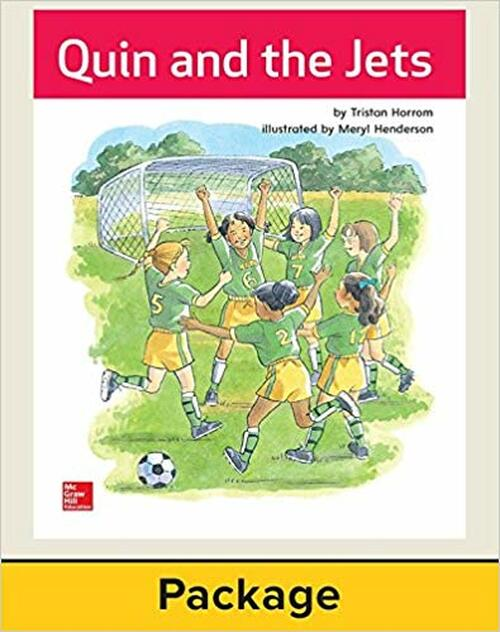 Open Court Reading Foundational Skills Kits - Kindergarten - Practice Pre-Decodable and Decodable Books | Practice PreDecodable and Decodable Individual Set (1 each of 42 titles) - 9780076693443