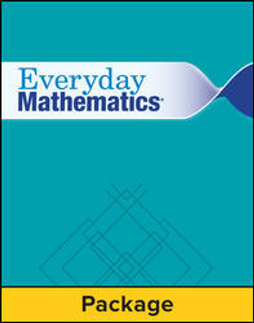 Everyday Mathematics 4 - Grade 5 Comprehensive Student Material Set