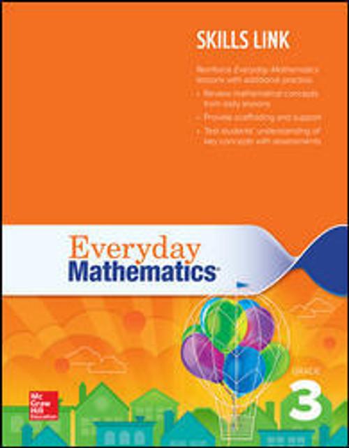 Everyday Mathematics (Grade 3) | Skills Link Teacher Guide - 9780076727667