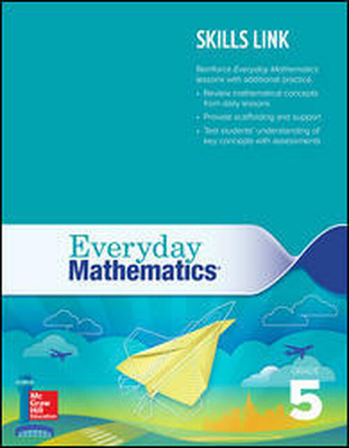 Everyday Mathematics (Grade 5)   Skills Link Teacher Guide - 9780076727681