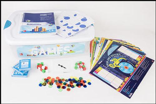 Everyday Mathematics (Grade 5) | Classroom Games Kit - 9780076728220