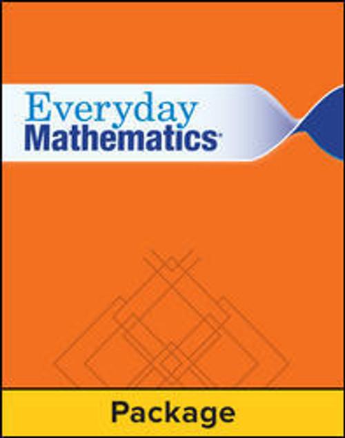 Everyday Mathematics 4 - Grade 3 Comprehensive Student Material Set