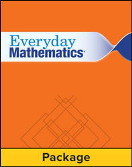 Everyday Mathematics 4 - Grade 3 Comprehensive Student Material Set