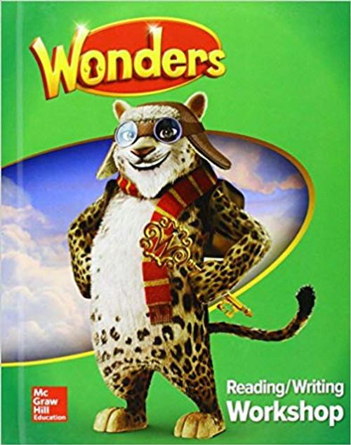Wonders - Grade 4 | Reading Writing Workshop Package - 9780076767991