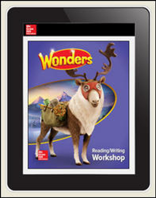 Wonders - Reading Wonders Student Workspace 1-year Subscription - Grade 5