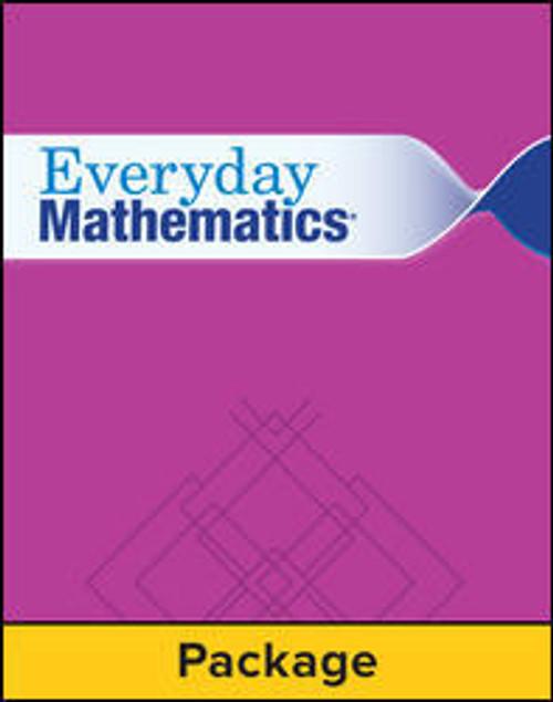Everyday Mathematics 4 - Grade 4 Comprehensive Student Material Set