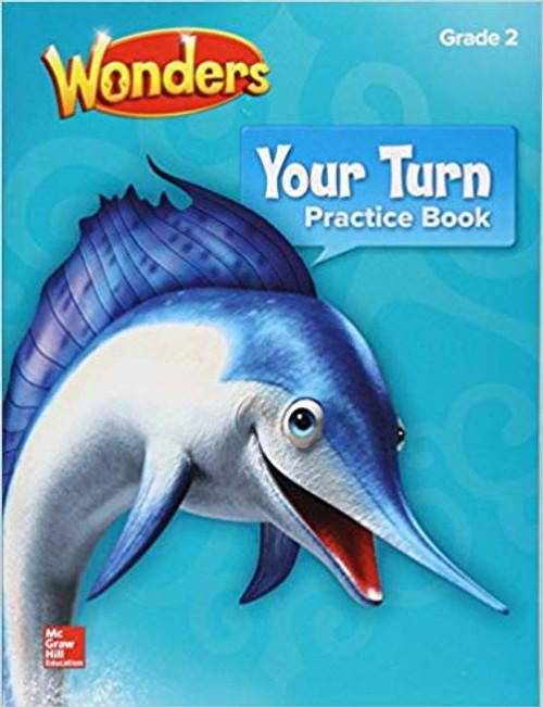 Wonders - Grade 2 | Your Turn Practice Book - 9780076807215