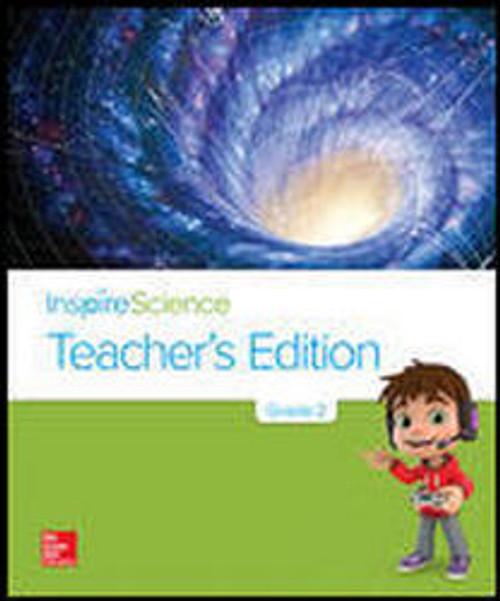 Inspire Science - Grade 2 | Teacher Demo Kits (per Classroom) - 9780078985256