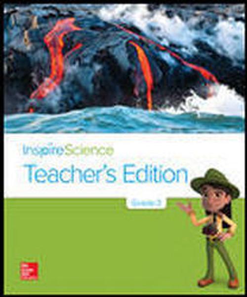 Inspire Science - Grade 3 | Teacher Demo Kits (per Classroom) - 9780078985263