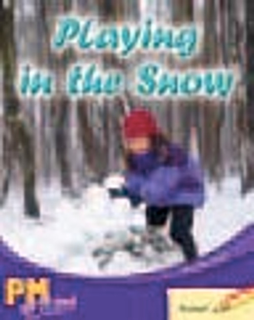 PM Writing Red/Yellow Playing in the Snow Lvl 5-6