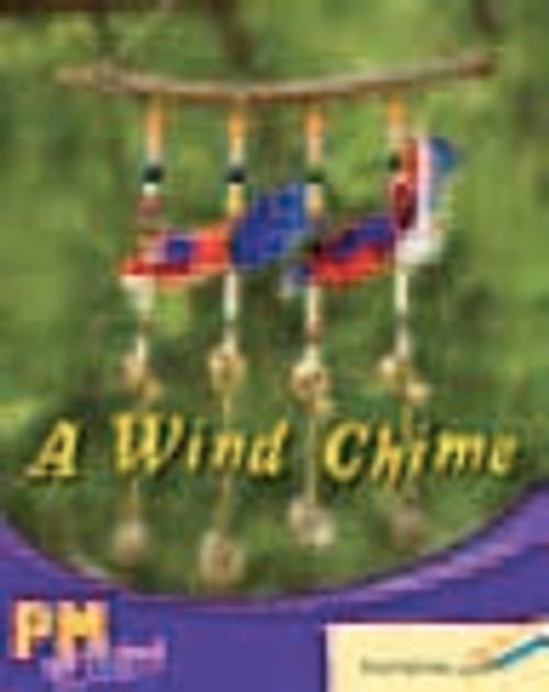 PM Writing Yellow/Blue Wind Chimes Lvl 8-9