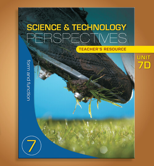 Science & Technology Perspectives (Grade 7) | Form and Function Teachers Resource - 9780176241117