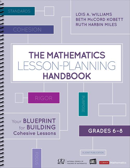 The Mathematics Lesson-Planning Handbook, Grades 6-8