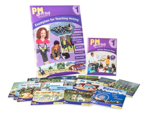 PM Writing Grade 1 Classroom Set