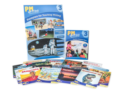 PM Writing Grade 3 Classroom Set