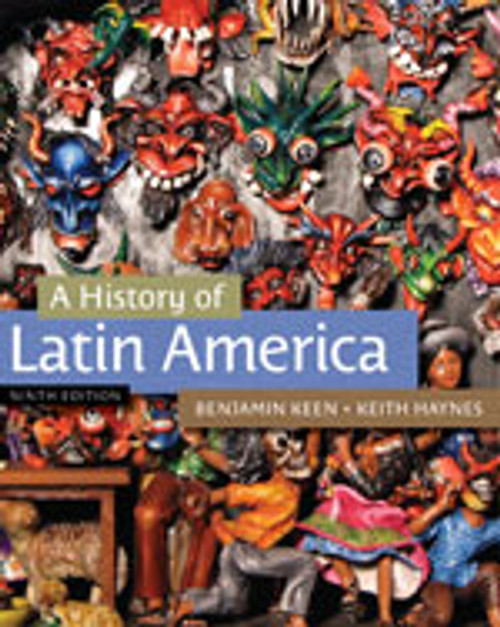 A History of Latin America: AP Edition (9781111841454)