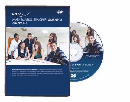 Mathematics Teacher eMentor, Grades 7-9