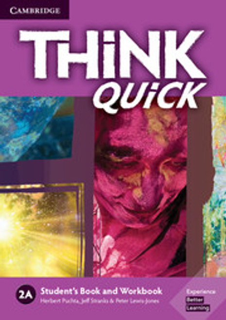 Think 2A | Think 2A Students Book And Workbook Quick A - 9781108557610