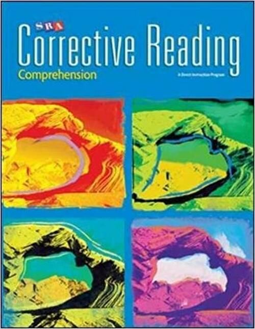 Corrective Reading Comprehension - Level B2 Comprehension Skills   Student Workbook - 9780076111848