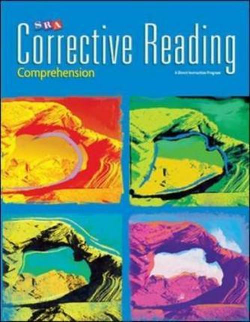 Corrective Reading Comprehension - Level C Concept Applications | Student Workbook - 9780076111954