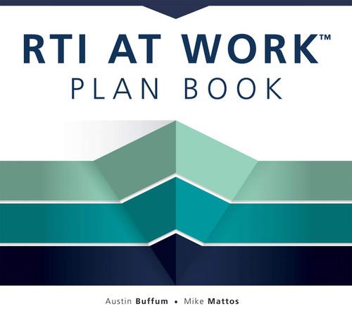 RTI at Work Plan Book