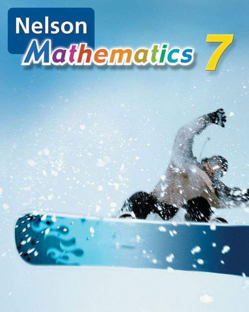 Nelson Mathematics 7 (12 Month Online Subscription)
