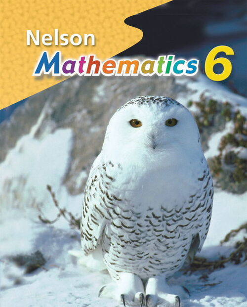 Nelson Mathematics 6 (12 Month Online Subscription)