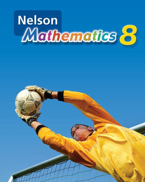 Nelson Mathematics 8 (12 Month Online Subscription)