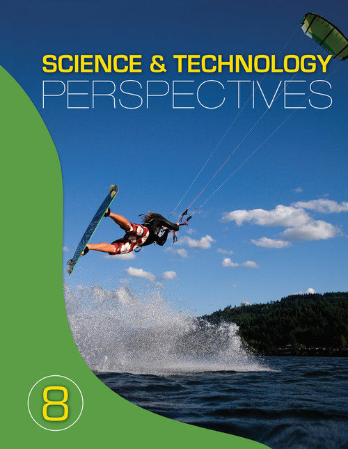 Science & Technology Perspectives 8 (12 Month Online Subscription)
