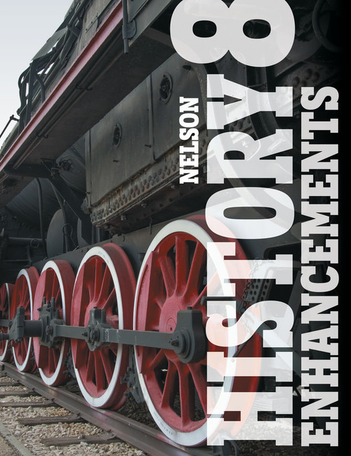 Nelson History 8 Enhanced Student Resource (12 Month Online Subscription)