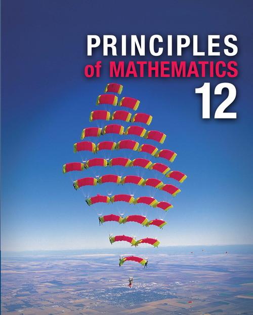 Principles Of Mathematics 12 (12 Month Online Subscription)