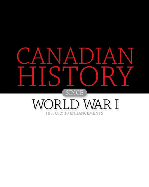 Nelson History 10  (12 Month Online Subscription)