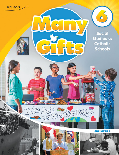 Many Gifts - Grade 6 (12 Month Online Subscription)