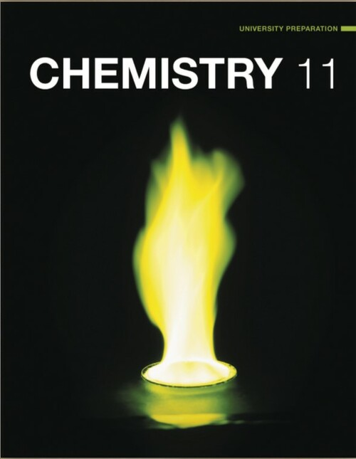 Nelson Chemistry 11U (12 Month Online Subscription)
