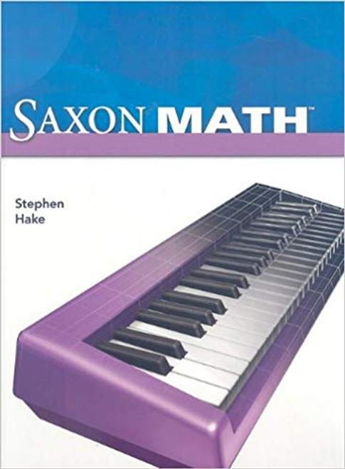 Saxon Math - Intermediate Grade 4
