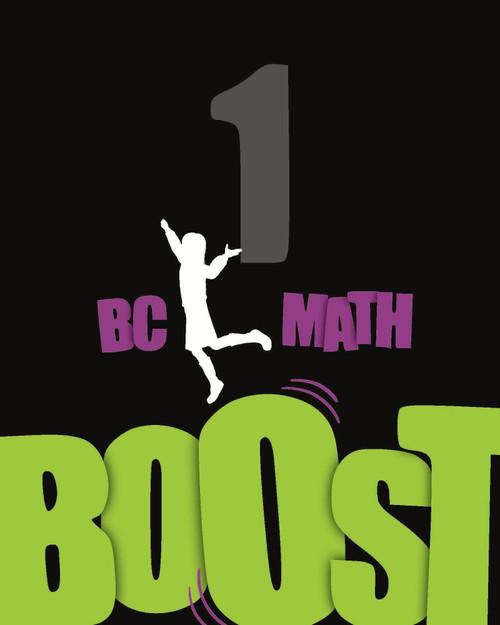 BC Math Boost - Grade 1