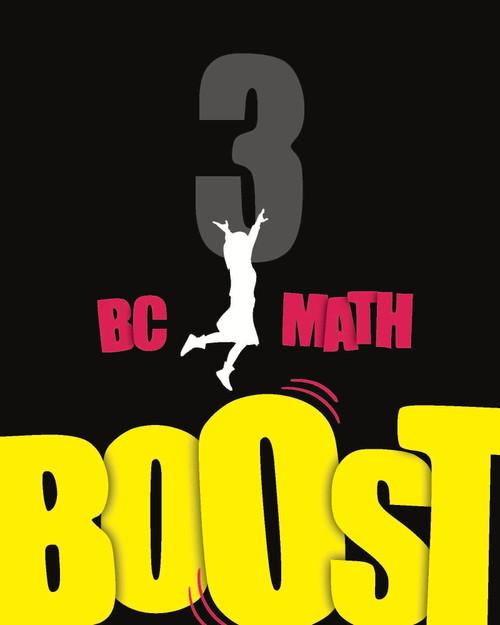 BC Math Boost - Grade 3