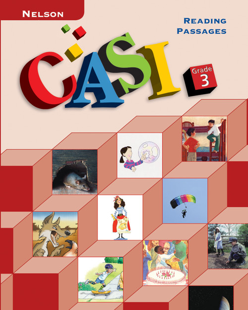 CASI Reading Assessment - Passages Booklet (10-Pack)