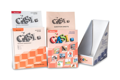 CASI Reading Assessment 2nd Edition - Complete Kit