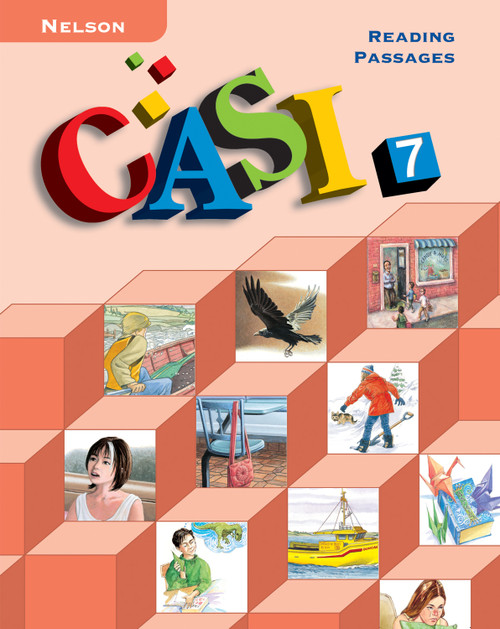 CASI Reading Assessment 2nd Edition - Passages Booklet (10-Packs)