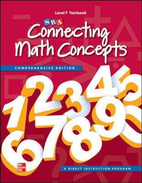 Connecting Math Concepts (Level F)