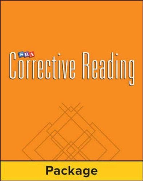 Corrective Reading Decoding - Level A - Red 0 2.5