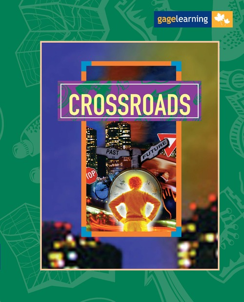 Crossroads Anthologies - Grade 8