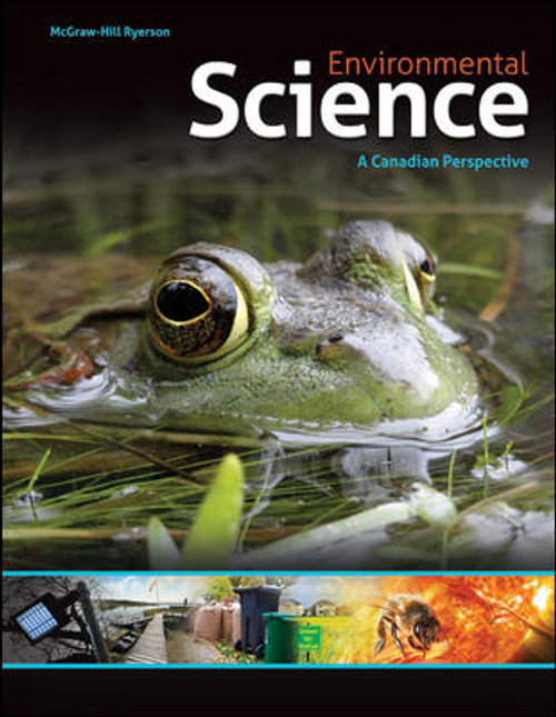 Environmental Science: A Canadian Perspective