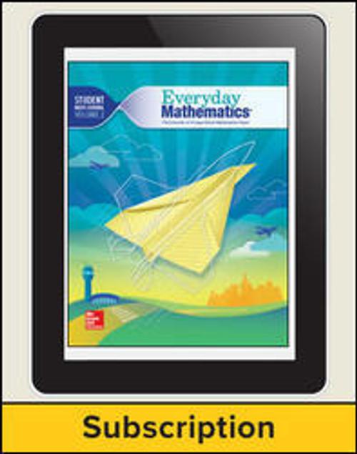 Everyday Math - Grade 5 (Core Student Materials)
