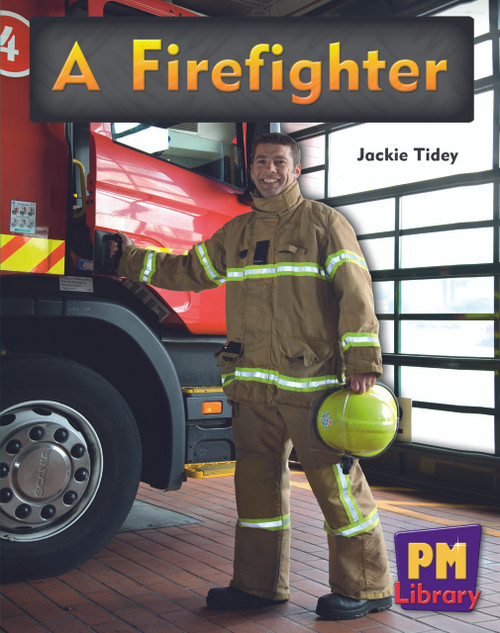 New PM Library Green A Firefighter Lvl 14/15