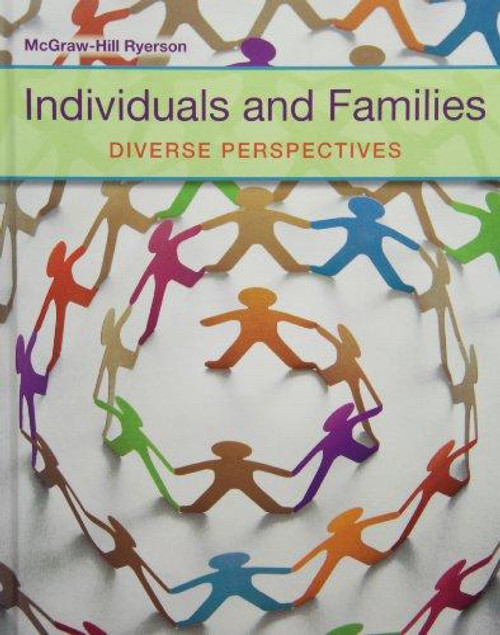 Individuals and Families - Diverse Perspectives - First Canadian Edition