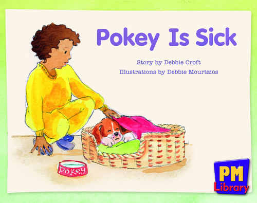 New PM Library Yellow Pokey is Sick Lvl 8