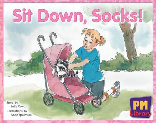 New PM Library Yellow Sit Down, Socks! Lvl 7
