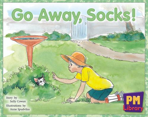 New PM Library Blue Go Away, Socks! Lvl 9